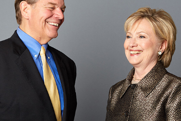 Rev._Bill_Shillady_and_Hillary_Clinton